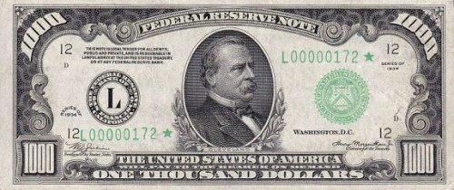 Денежная единица США - доллар