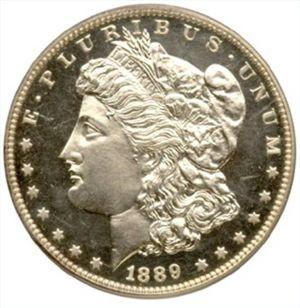 Доллар из серебра