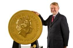 Презентация золотой монеты