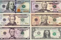 Какие купюры долларов существуют