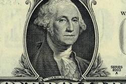 Рисунок 1. Портрет Джорджа Вашингтона