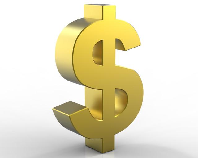Символ доллара США