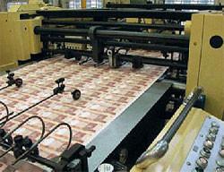 Печатный денежный станок