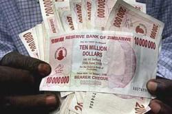 Денежные средства Зимбабве