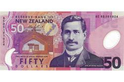 Купюра пятидесяти новозеландских долларов