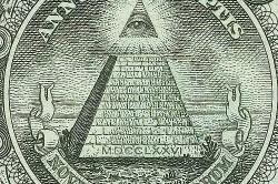 Пирамида со всевидящим оком