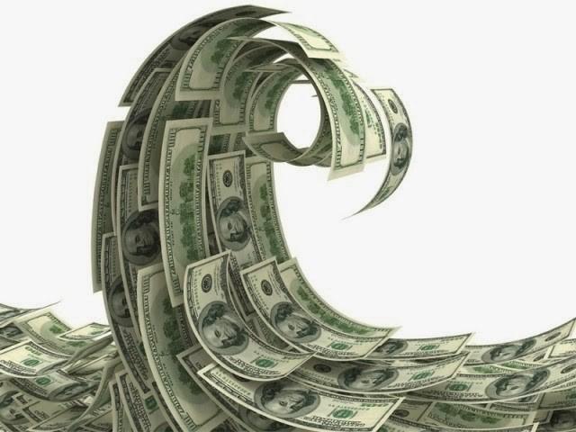 Скачки доллара