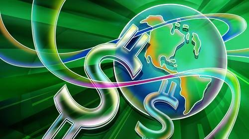 Доллар на мировом рынке