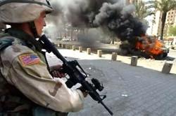 Военные действия со стороны США