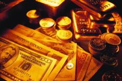 Золотовалютные запасы