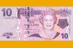 10 Долларов Фиджи