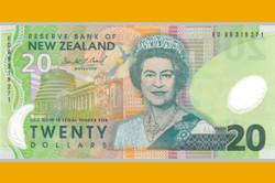 20 Долларов Новой Зеландии