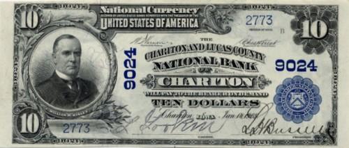 Десятидолларовая банкнота