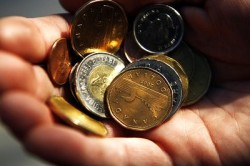 Канадские монеты