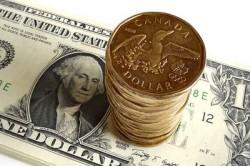 Канадский доллар в монетах