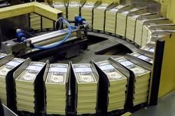 Полиграфическое оборудование для печати долларов