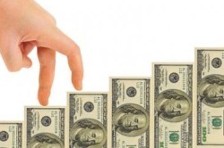 Рост доллара.