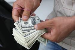 Спрос на доллары