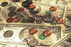 Американская валюта и монеты