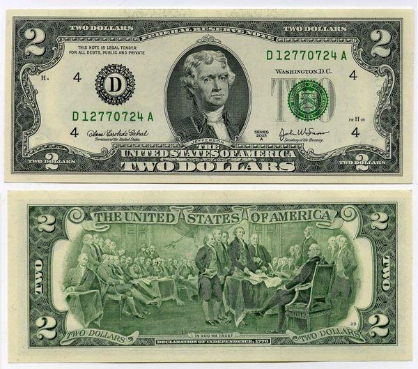 Коллекционные 2 доллара монета цой купить