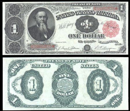 Самые редкие долларовые купюры