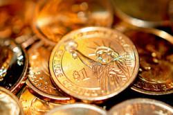 Долларовые монеты