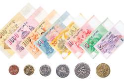 Доллары Сингапура