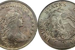 Доллар США из серебра