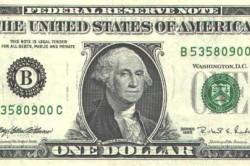 Лицевая сторона доллара