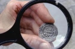 История монеты