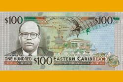 Восточно карибские доллары