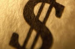 Знак доллара перечеркнутая латинская S