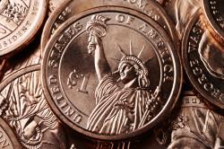 Монеты в 1 доллар