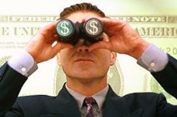 Отслеживание курса доллара