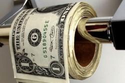 Массовое потребление доллара