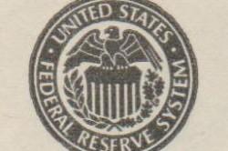 Штамп США на купюре