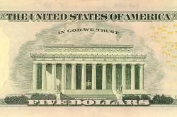 5 долларов США 2004 года
