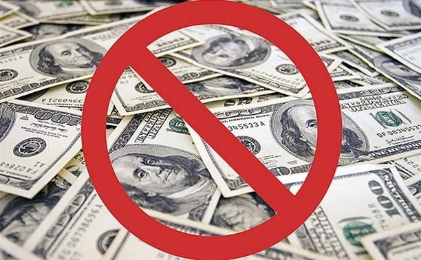 Запрет выпуска доллара в России