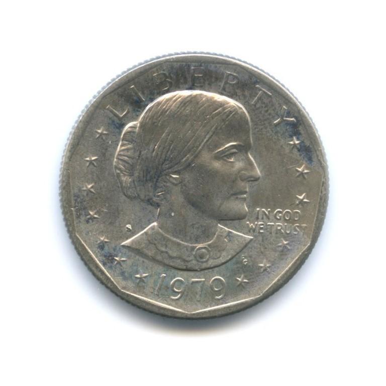 Монета 1 доллар 1971 года